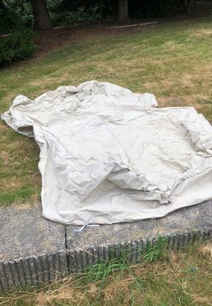 Patio furniture cover tarp for Sale in Auburn, WA