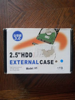 1 TB external storage for Sale in Clinton, LA