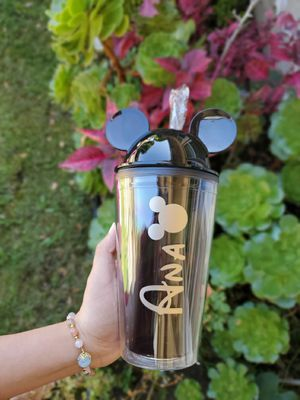 Custom/personalized Mickey Ears Tumbler Cup for Sale in Pasadena, CA