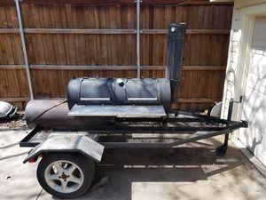 Trailer Smoker for Sale in Dallas, TX
