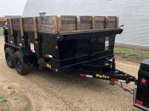 Dump Big Tex Trailer2O17 Price$1200 for Sale in Butte, MT