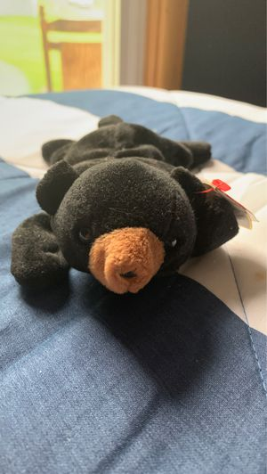 Blackie beanie baby for Sale in Summersville, WV