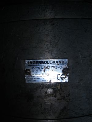 Ingersoll rand 285A-6 impact wrench for Sale in Dallas, TX