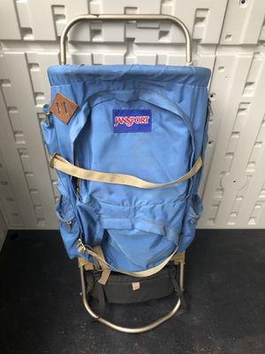 Vintage Jansport hiking backpack for Sale in Hayward, CA