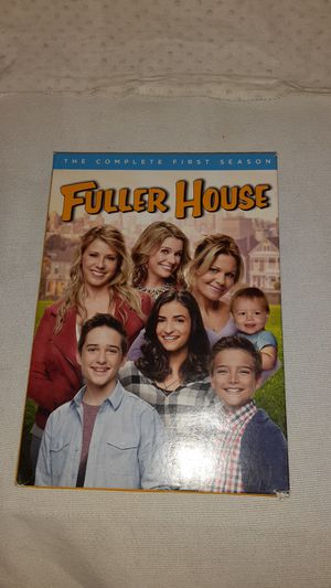 Fuller House Season 01 DVD for Sale in Milwaukee, WI
