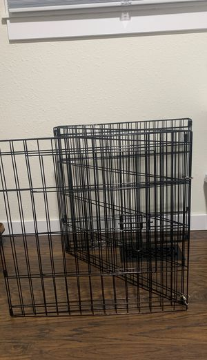 Puppy gate x pen for Sale in Tacoma, WA
