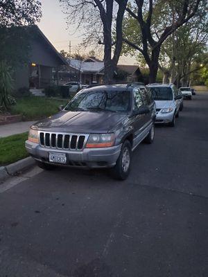 2000 jeep grand Cherokee for Sale in Modesto, CA