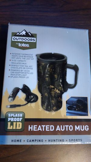 Totes Auto Heating Cup for Sale in Powhatan, VA