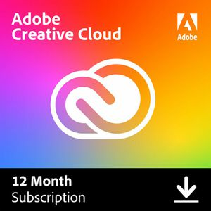 Adobe Creative Cloud 12 Month Redemption Code for Sale in New York, NY