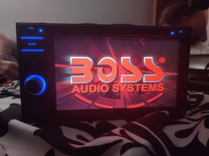 "Boss BV9364B Double DIN Bluetooth In-Dash DVD/CD/AM/FM Car Stereo Receiver w/ 6.2"" Touchscreen LCD Display for Sale in Tobyhanna, PA"