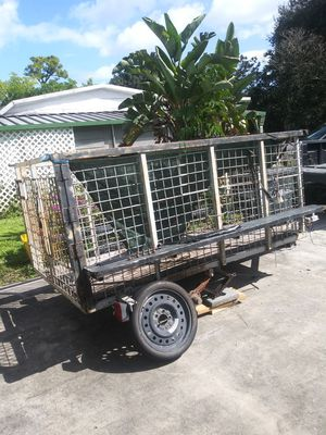 Trailer we went it gone for Sale in Lake Worth, FL