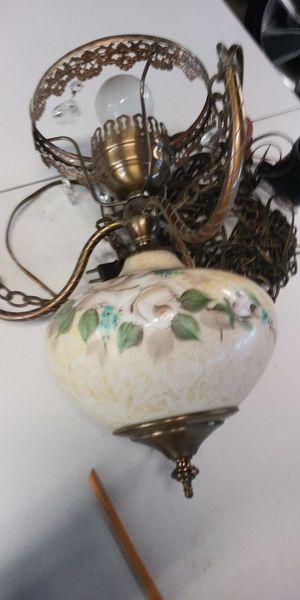 Vintage porcelain lamp for Sale in Yorba Linda, CA