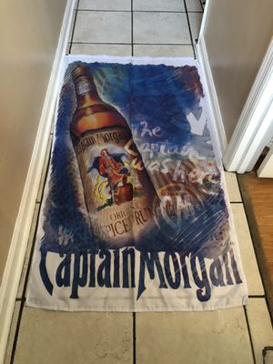 Captain Morgan flag for Sale in Tallahassee, FL