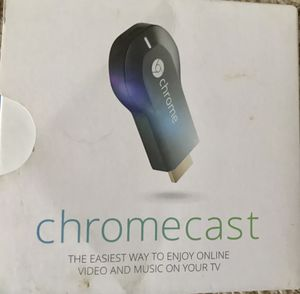 Google Chromecast for Sale in Cary, NC
