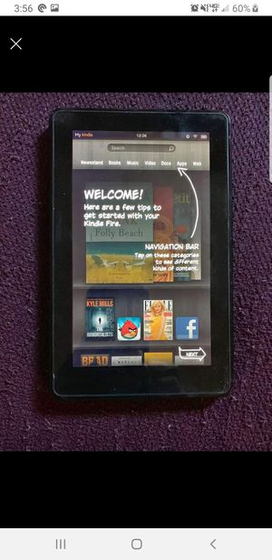 Kindle fire for Sale in Burien, WA