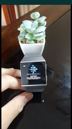 Fitbit ionic for sale for Sale in Riverside, CA