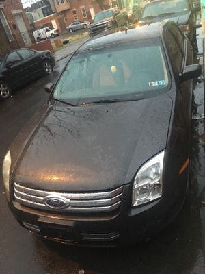 2006 Ford Fusion SE for Sale in MIDDLE CITY EAST, PA