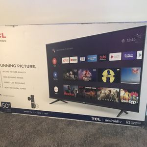 50 inch 4K UHD TV for Sale in Silver Spring, MD