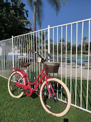 "New beautiful watermelon 🍉 beach cruiser 26"" ladies girls women's bike bicycle for Sale in San Diego, CA"