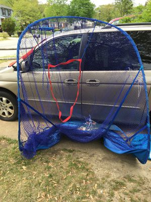 Portable sports net goal only 50 firm for Sale in Severn, MD