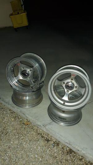 ITP aluminum wheels for Yamaha Rhino for Sale in Glendale, AZ