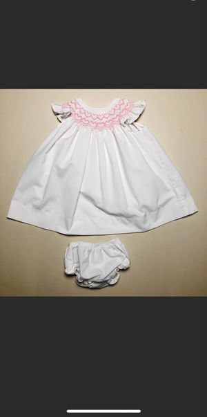Beautiful white baby dress for Sale in Sherrills Ford, NC