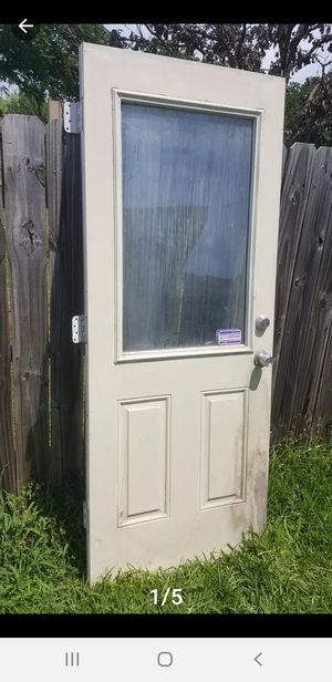 """Steel door 36"""" New! for Sale in Grapevine, TX"""