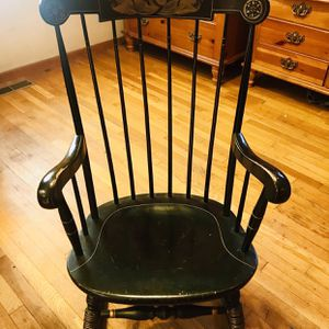 Antique Windsor Style Rocking Chair for Sale in Beacon Falls, CT
