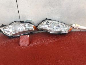 Toyota Corolla 2009 headlights for Sale in Tampa, FL