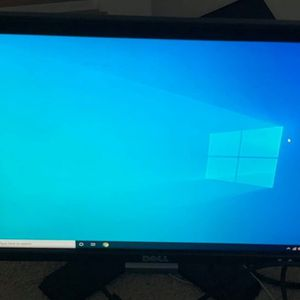 "Dell Vostro 200 Desktop Computer Intel Dual core 1.8ghz 3gb ram 160gb hd /w Keyboard Mouse and 19"" Monitor windows 10 & wifi office for Sale in Miami, FL"
