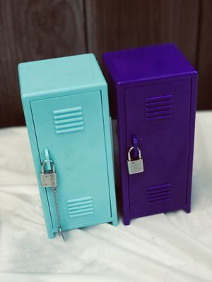 Purple and blue lockers for Sale in Redwood City, CA