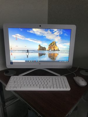 HP All in one computer for Sale in Suffolk, VA