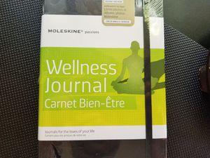 Journal wellness health moleskin for Sale in Pasadena, CA