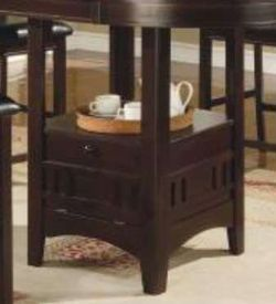 Counter height dining table set. Brand new. Price firm for Sale in Pomona,  CA