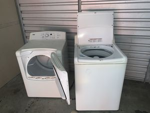 Kensmore Elite Washer and Dryer set for sale for Sale in Morrisville, NC