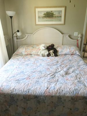Coastal King Bed for Sale in Palm Bay, FL