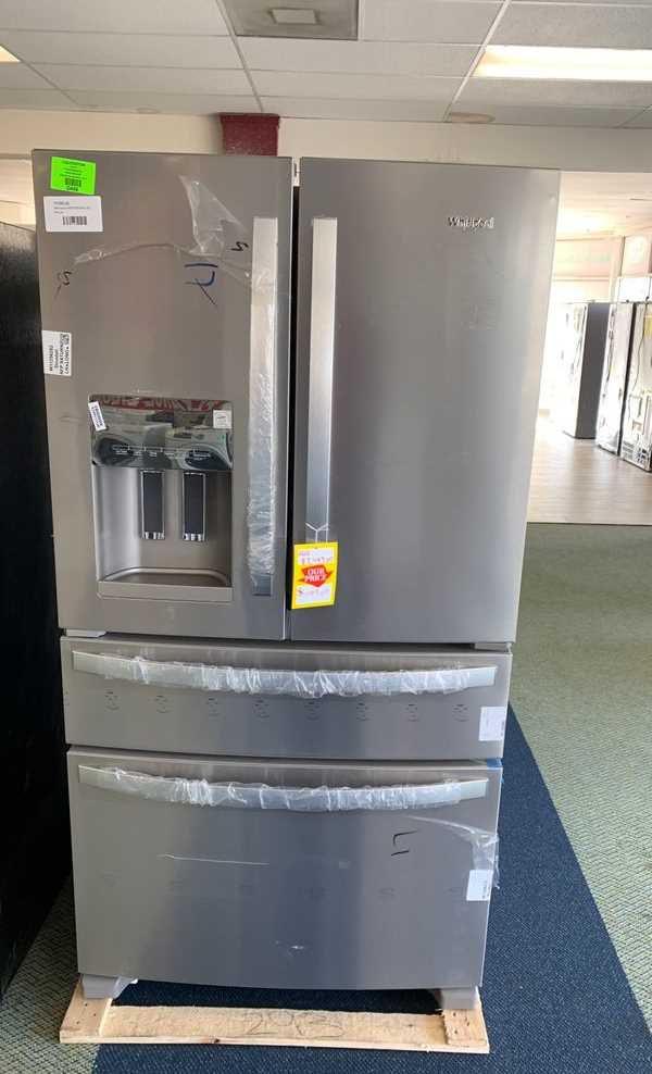 Brand new Whirlpool WRX735SDHZ refrigerator 5