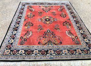 SIGNED KATMURT LILIHAN DESIGN HAND KNOTTED RUG – 8.2 x 9.10 for Sale in Glen Allen, VA