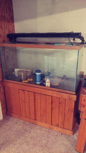 90 gal aquarium for Sale in Rustburg, VA