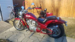 1992 Honda shadow motorcycle for Sale in East Haven, CT