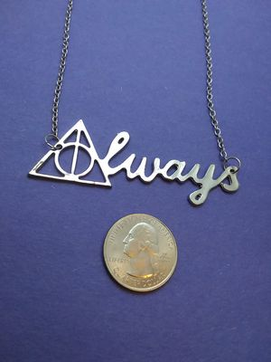 Always Harry Potter Necklace for Sale in Grove City, OH