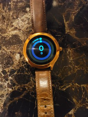 Rose Gold Fossil smartwatch for Sale in Hanover Park, IL