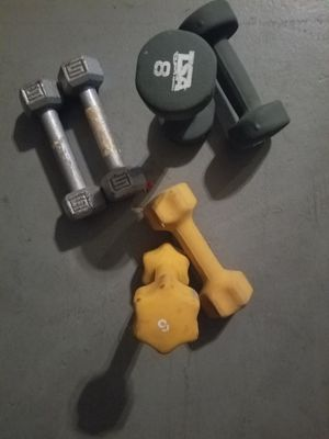 Weight sets. for Sale in Aloma, FL