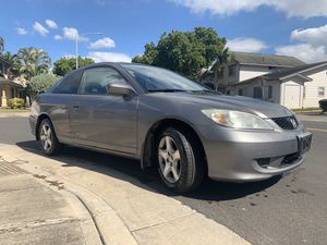 2005 Honda Civic 5 speed for Sale in Ewa Beach, HI
