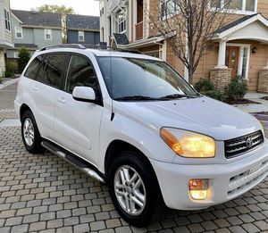 Fully detailed 2002 Toyota RAV4 FWDWheelss Exceptional for Sale in Dayton, OH