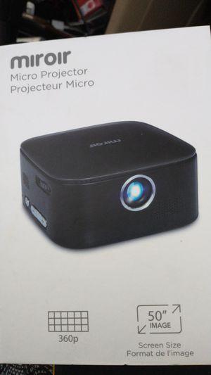 Miroir Micro Projector Micro for Sale in Las Vegas, NV