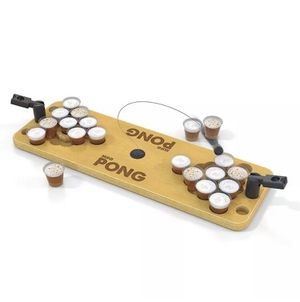 Mini Pong Party Game (Beer Pong) Buffalo Games And Puzzles New In Box BRAND NEW!!! Mini Pong Game Beer Drinking Party Table Tennis Buffalo Tabletop for Sale in Fort Lauderdale, FL