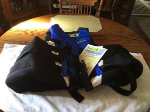 1 Kidder life vest for Sale in Mascoutah, IL