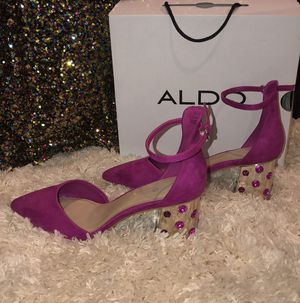 HOT PINK! Pump size 8.5 for Sale in Sterling, VA