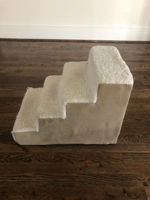CUSHION STAIRS FOR DOG OR CAT for Sale in Houston, TX